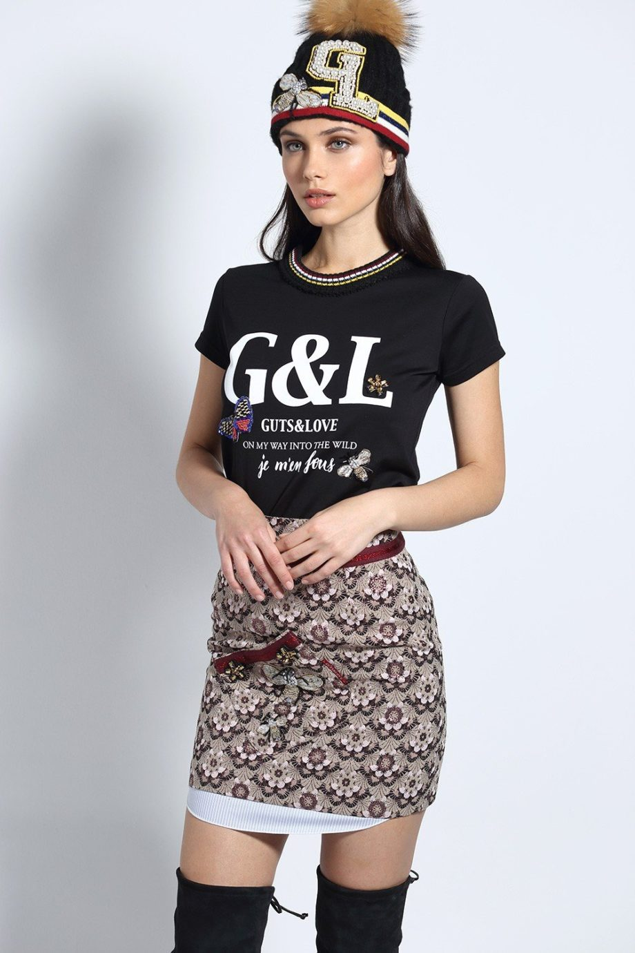 G&L LUXURY TEE