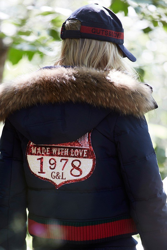 MADE WITH LOVE JACKET