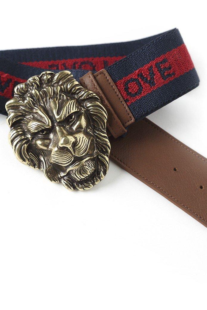 LION IN LOVE BELT