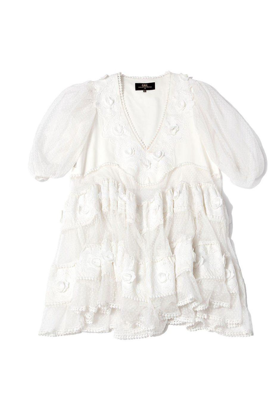 PLUMETTI DRESS