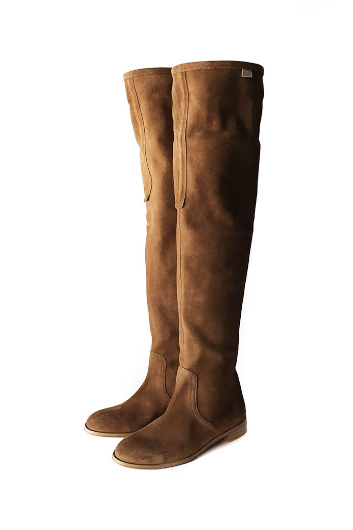 YOU DON'T KNOW ME BOOTS