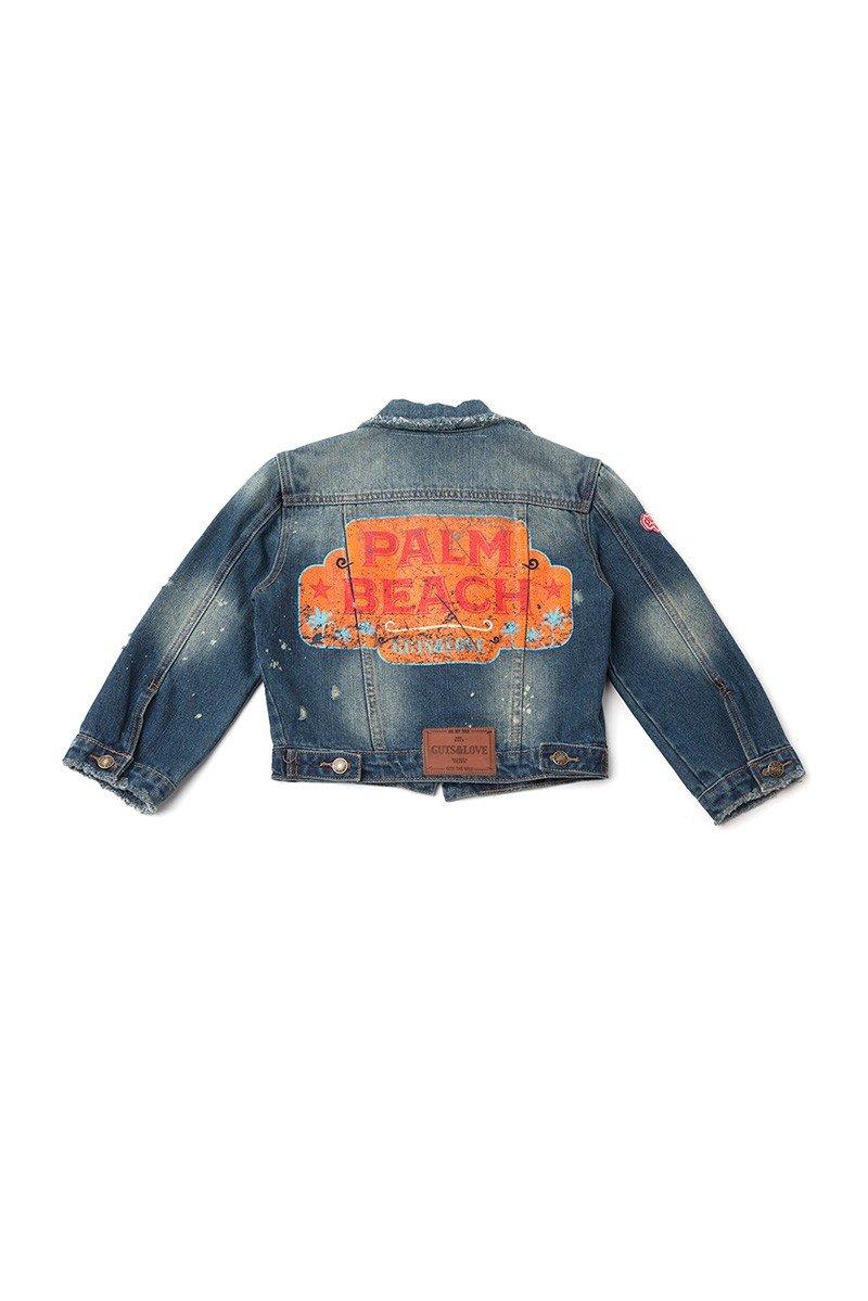 GUTS&LOVE Chaqueta Jeans Bond