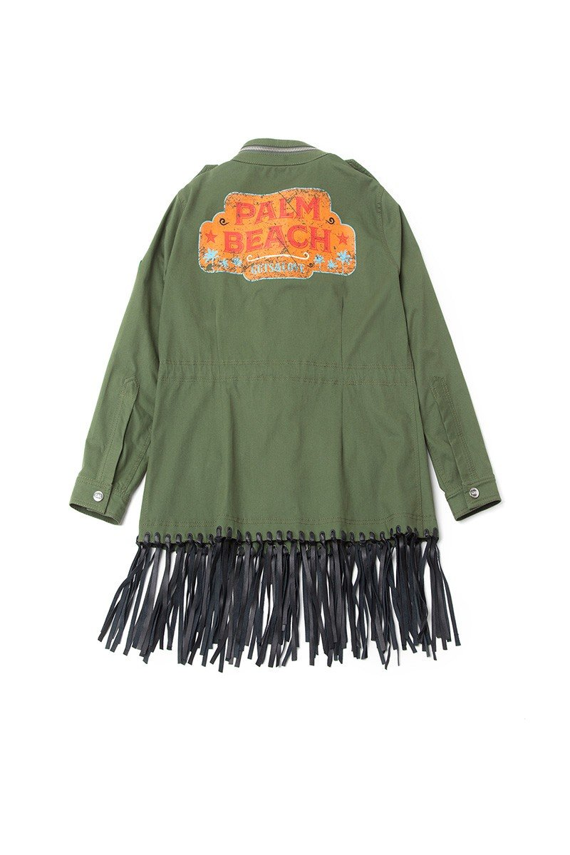Trench Fringes