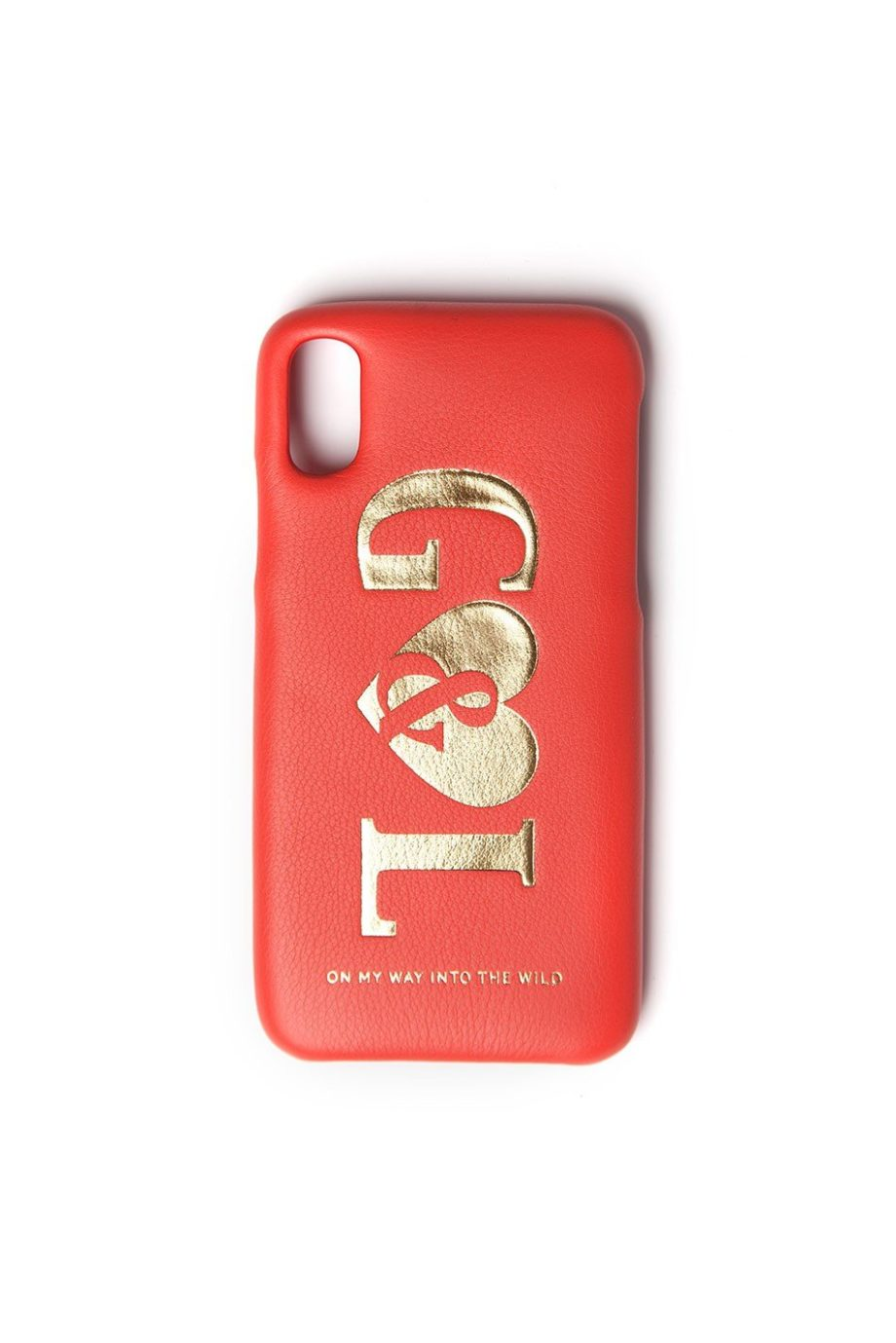 G&L Case iPhone X CORAL