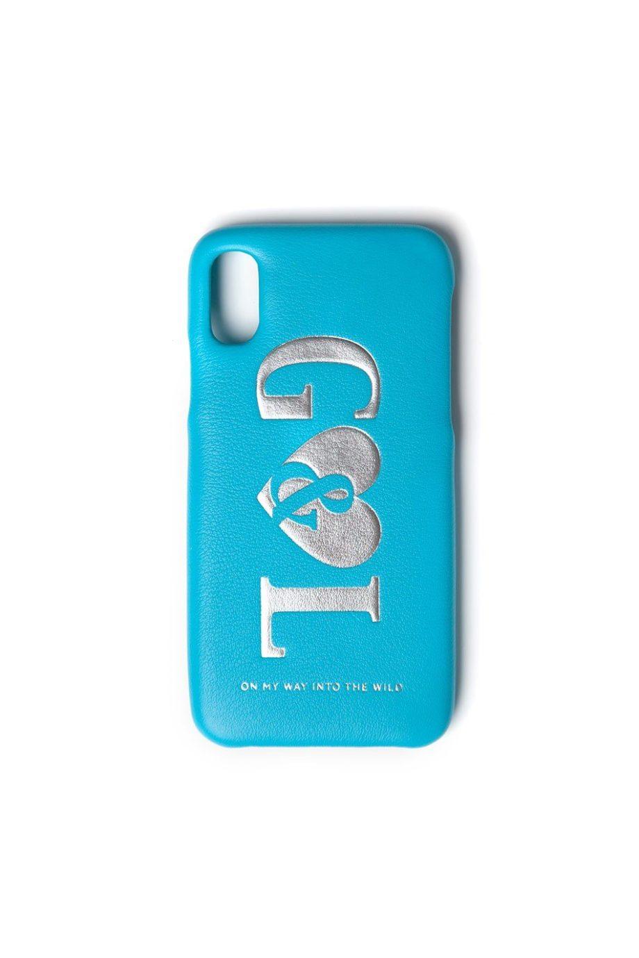 G&L Case iPhone X ACQUA