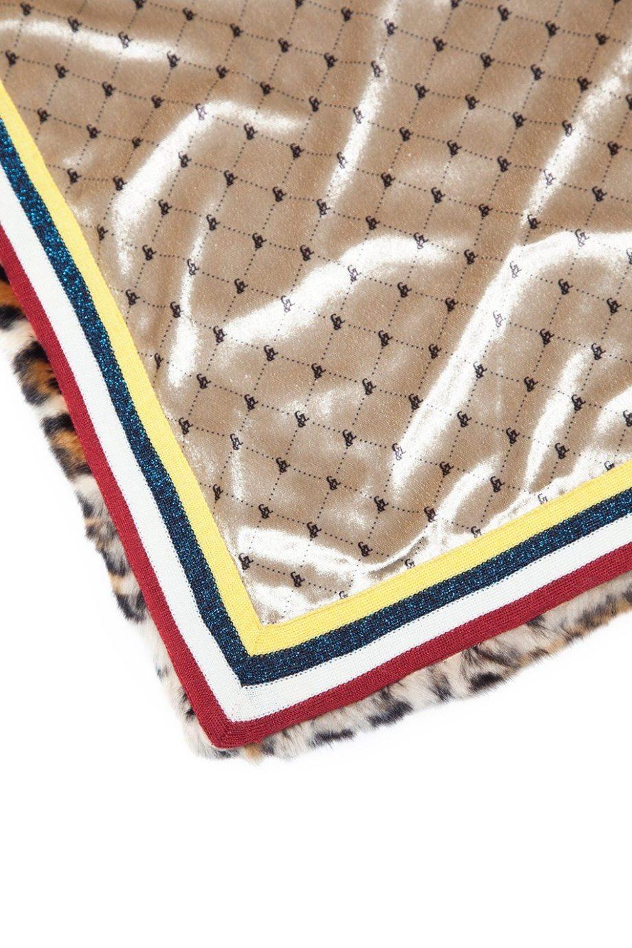 G&L Cozy Cheetah Blanket