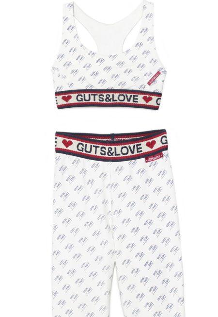 Silueta conjunto deportivo TOUCHÉ SPORT de Guts and love