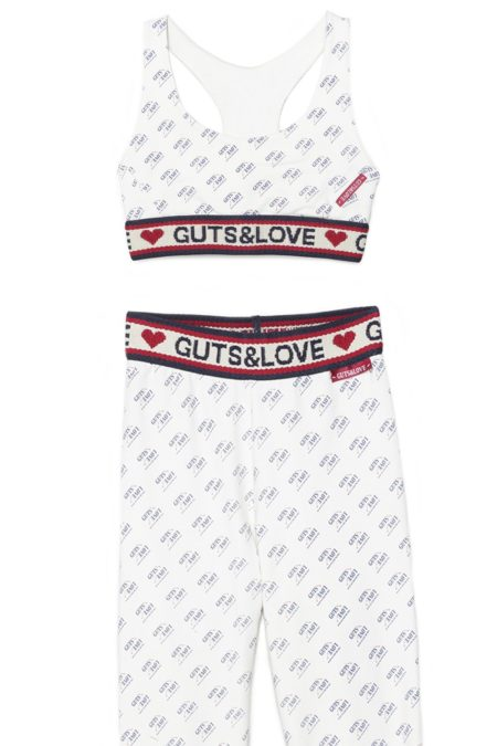 Silueta conjunto deportivo TOUCHÉ SPORT de Guts and love