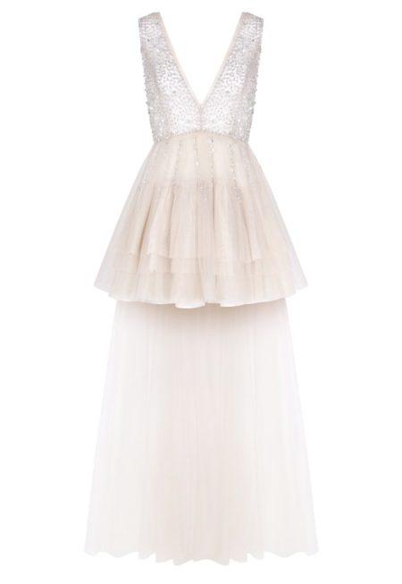 Guts and love. Silueta del vestido Sparkle Dream de la colección primavera verano 2020 Underneath the star