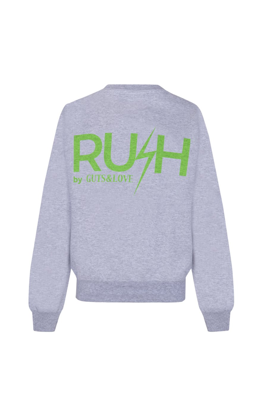 SMILE RUSH UNISEX SWEATSHIRT