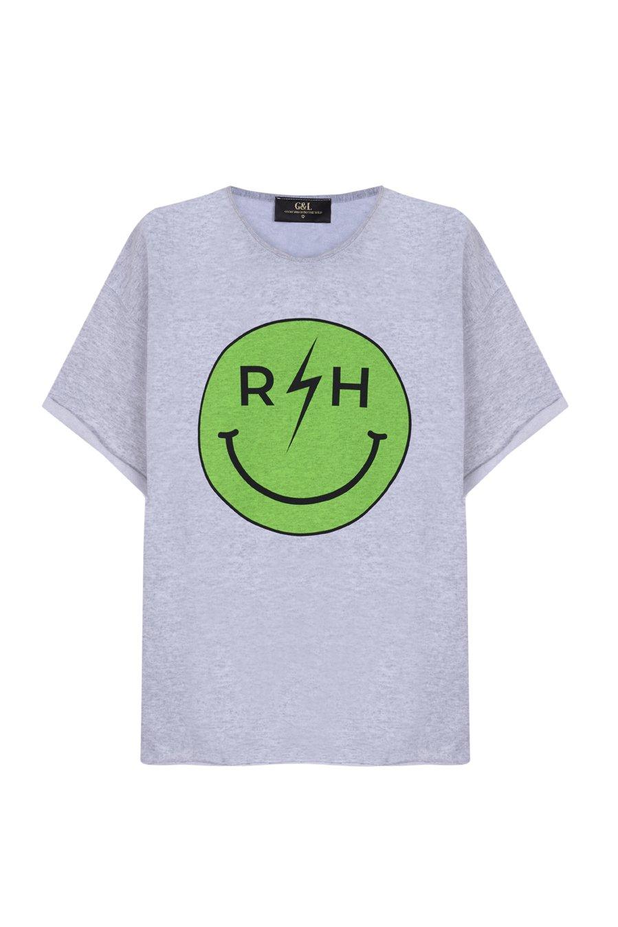 SMILE RUSH FLASHDANCE SWEATSHIRT
