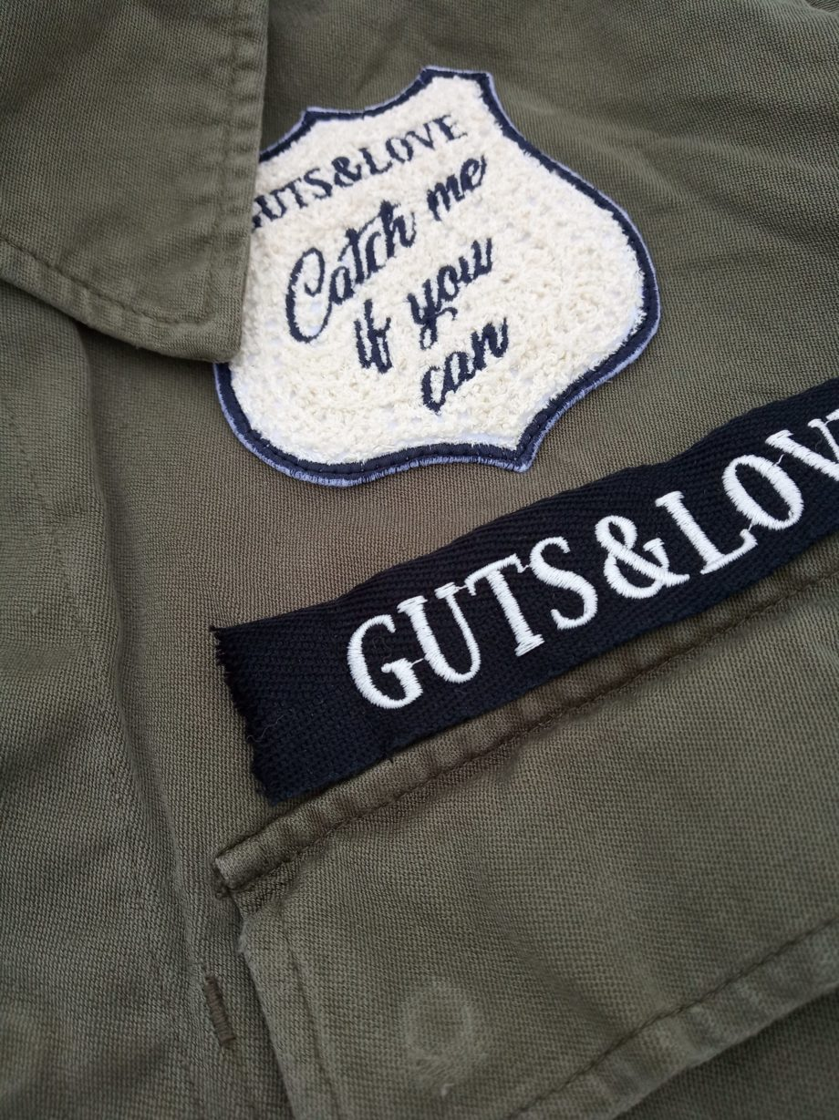 CAMISAS PATCH