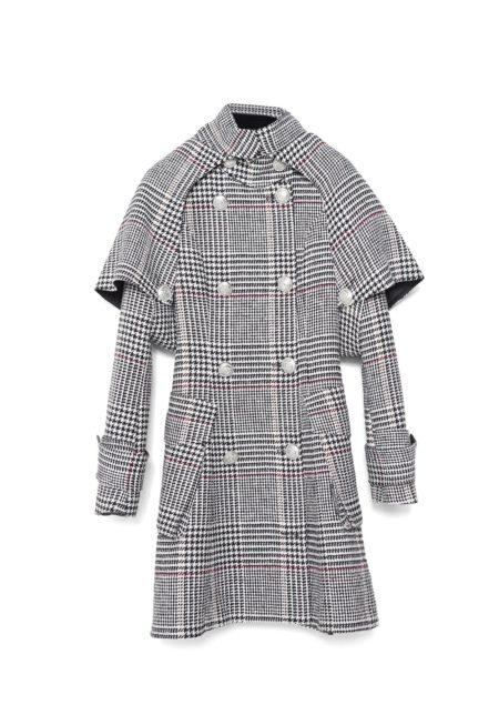 Silueta abrigo ENGLISH COAT de Guts and love