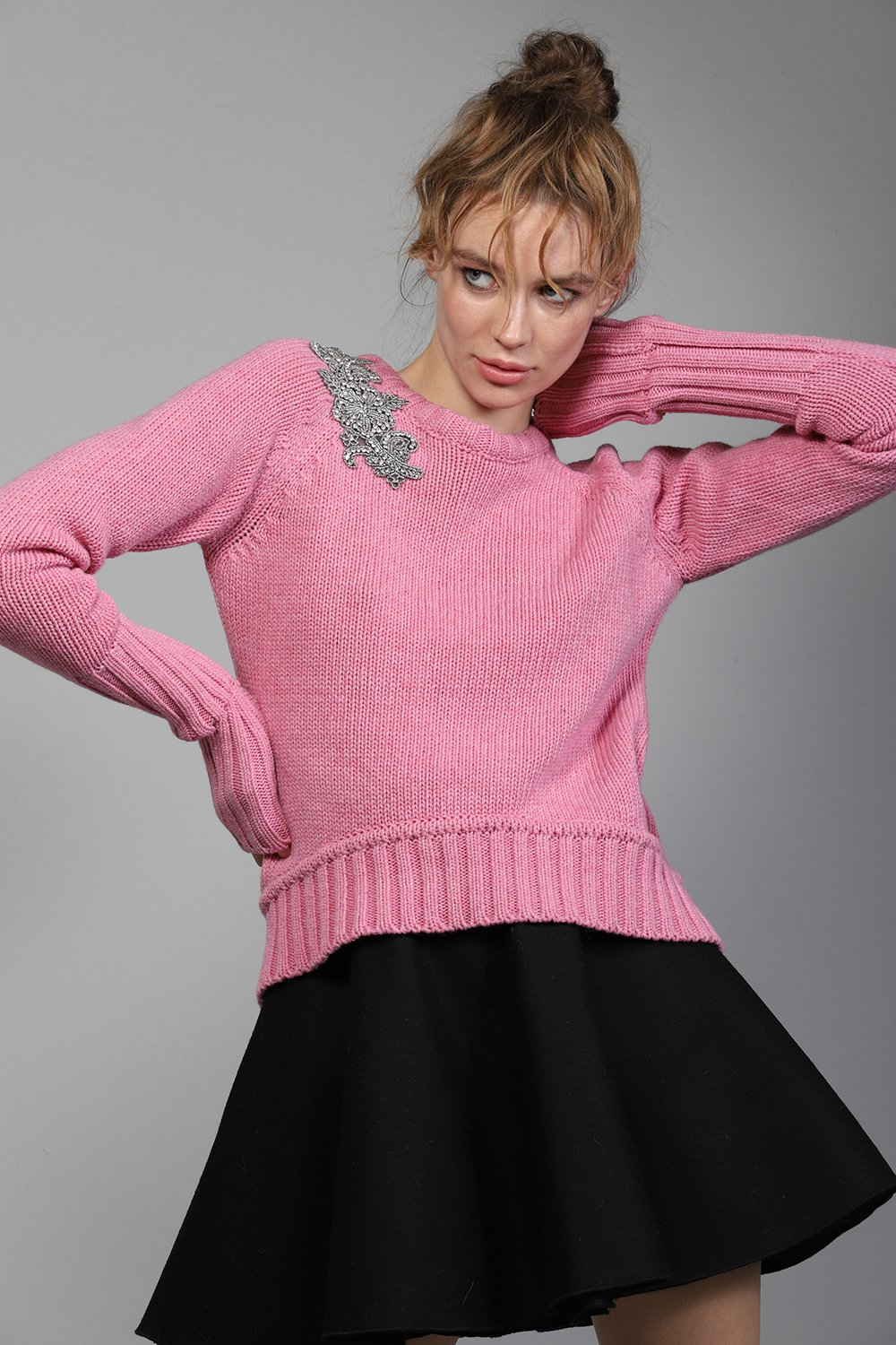 Jersey COZY SWEATER de Guts and love