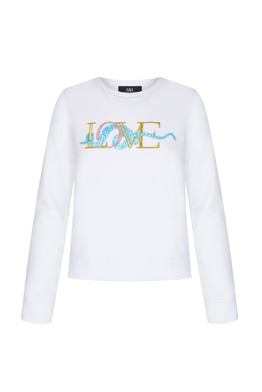 UNDERNEATH LOVE SWEATSHIRT