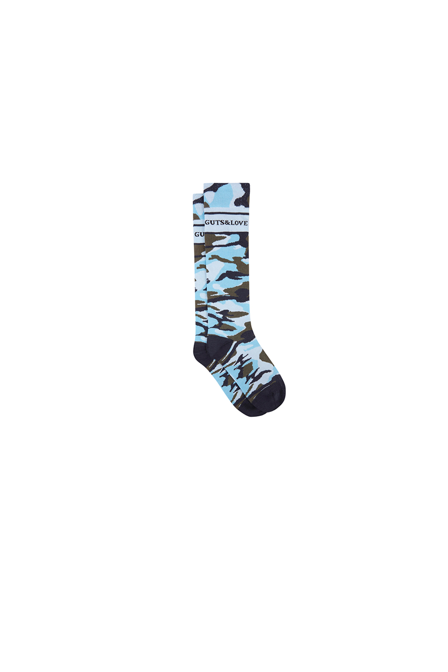 CAMO BLUE SOCKS