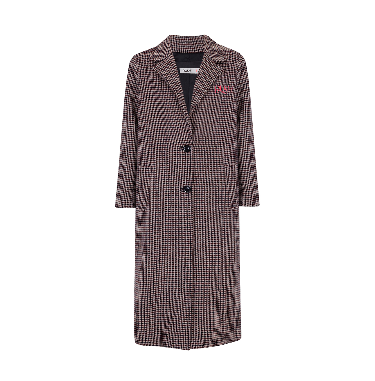 Chaqueta Harrys coat front de RUSH by Guts&Love