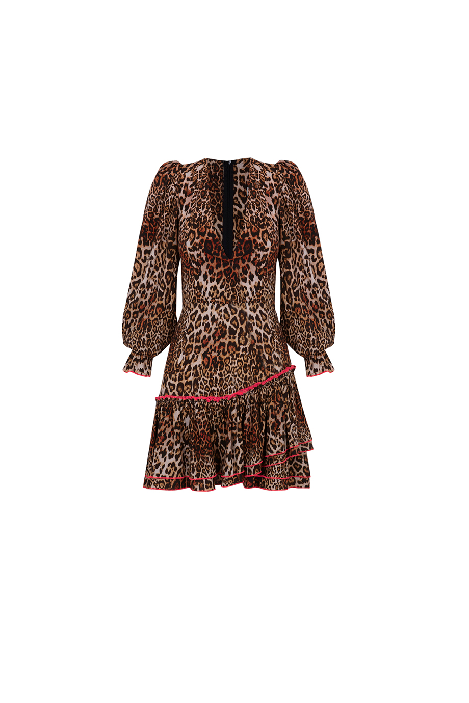 Vestido corto RUSH V Dress by Guts&Love