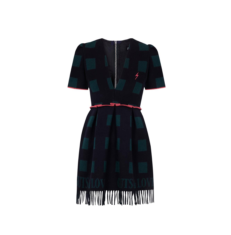 Tartan Dress RUSH