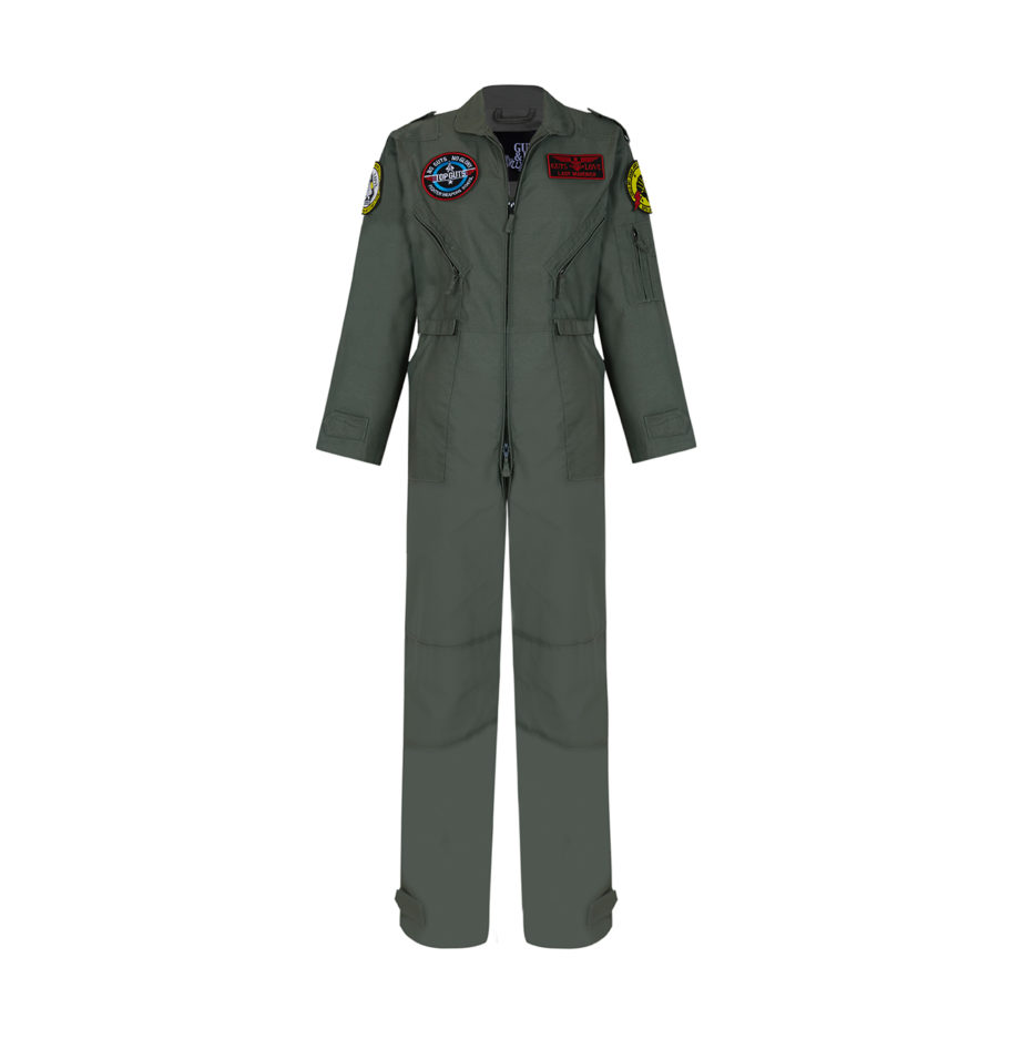 TOP GUTS COVERALL