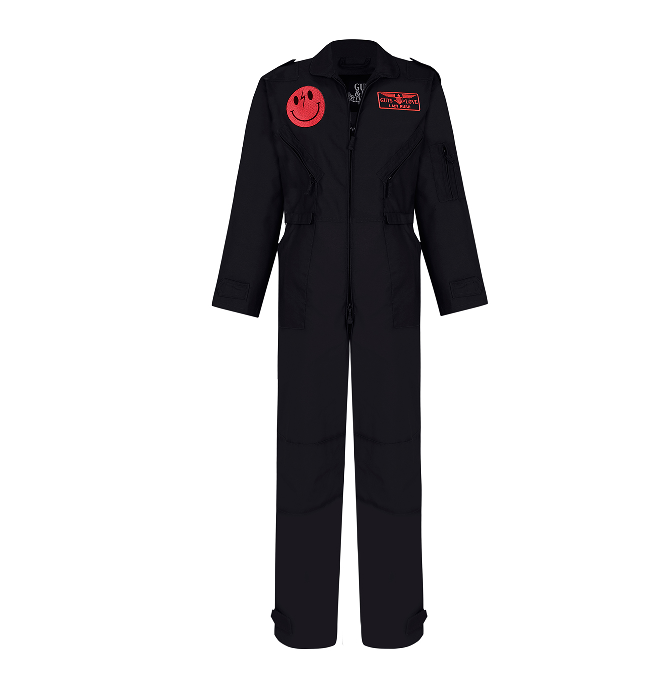 MONO TOP GUTS COVERALL RUSH by Guts&Love vista delantera