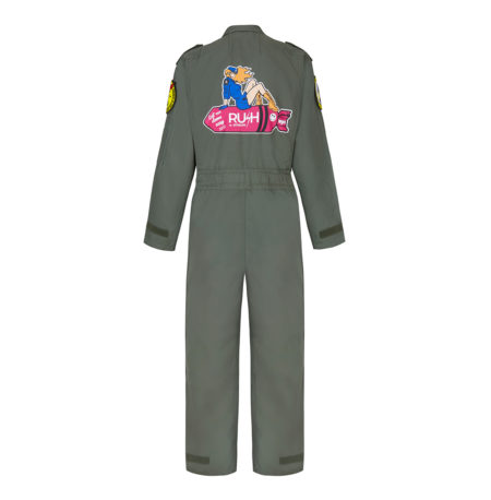 MONO TOP GUTS COVERALL