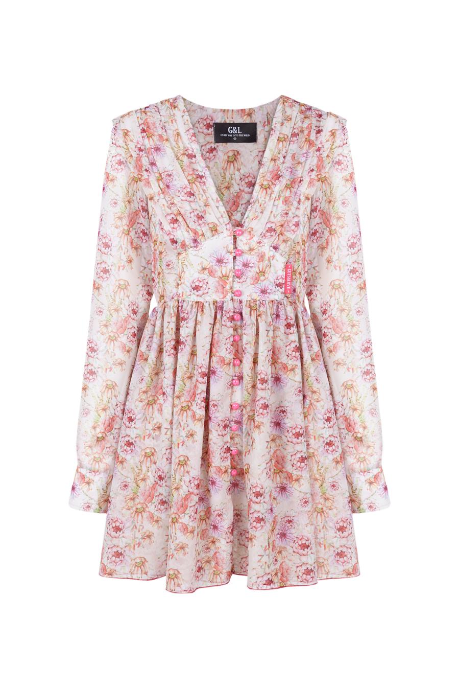 Vestido ARIZONA MINI DRESS GUTS&LOVE