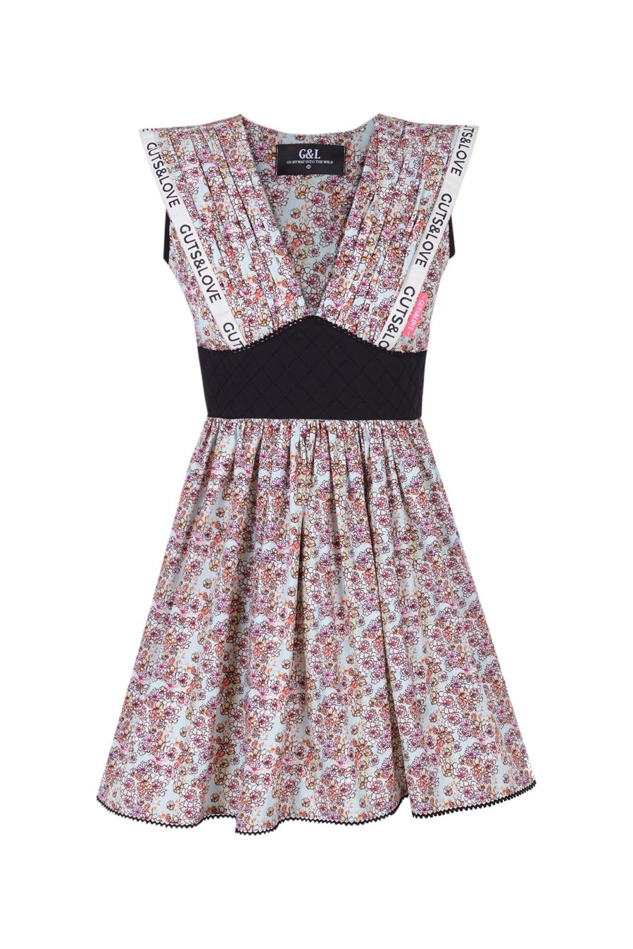 Vestido Arizona Mini Blu Dress