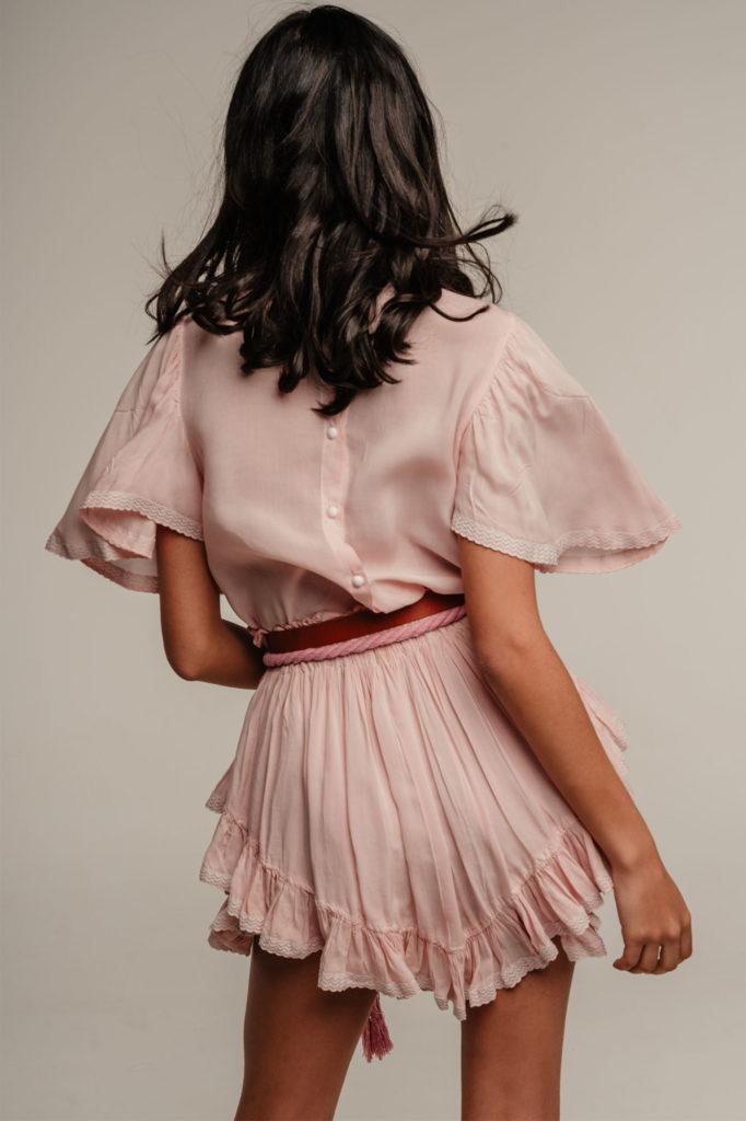 Vestido Cloudy Summer espalda Verano 21 Guts and Love