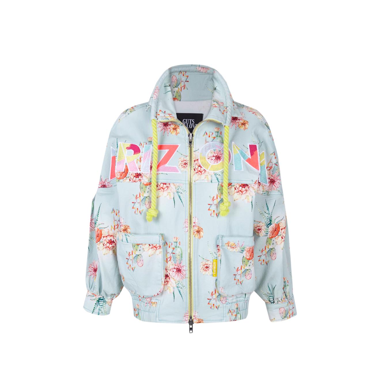 Chaqueta arizona blu jacket Guts&Love
