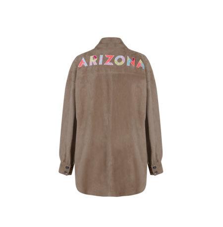 Camisa de Ante arizona desert shirt back