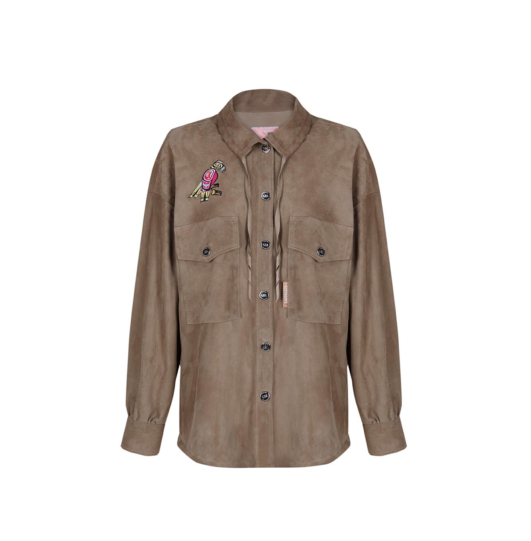 Camisa de Ante arizona desert shirt