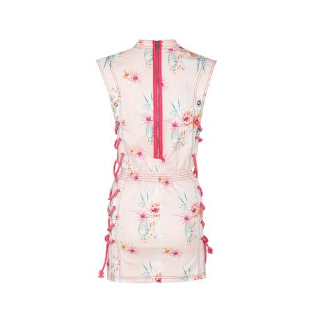Vestido Guts&Love summer peach back