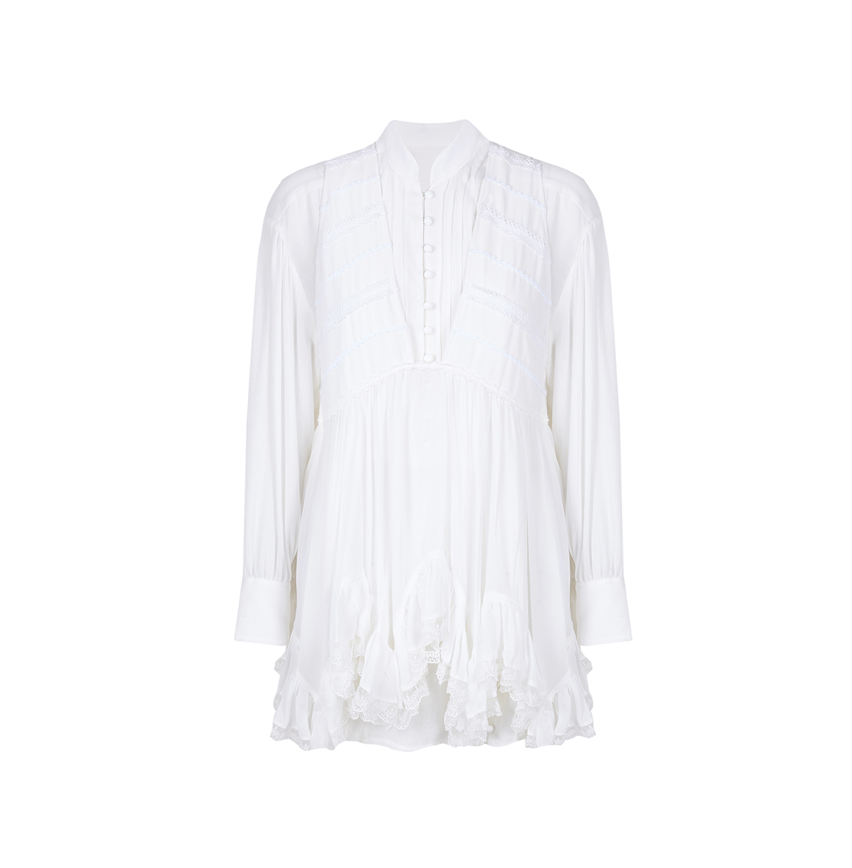 Vestido Guts&Love white emotions