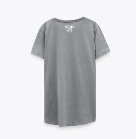 camiseta dia de la madre espalda