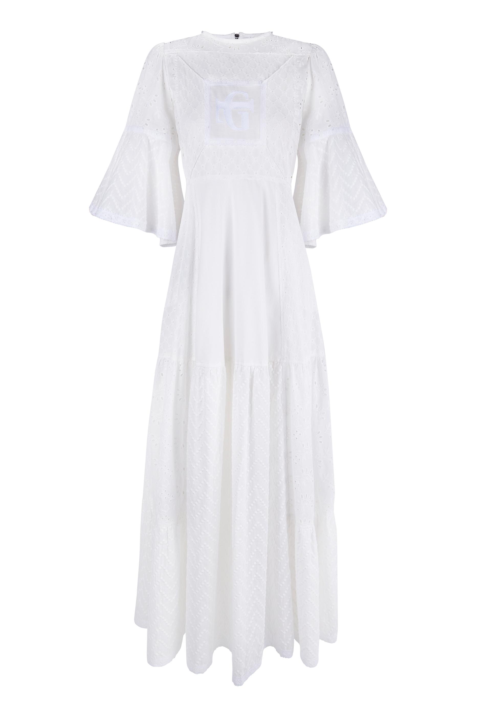Vestido Guts and Love Blanco